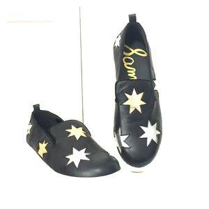 Sam Edelman Shoes Last Pair Floral Slip On Sneakers